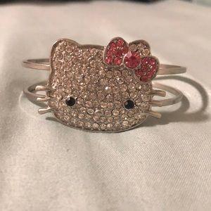 Hello Kitty Bracelet Cuff